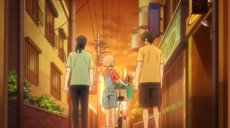 Самурай-гимнаст - 7 серия аниме смотреть онлайн!